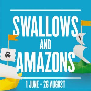 Charlotte Workman - Swallows and Amazons