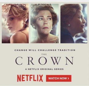 Adam Fitzgerald in Netflix's The Crown