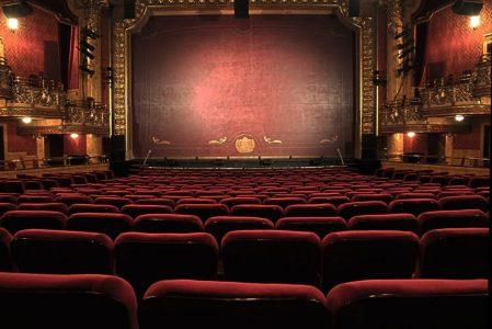 Empty Theatre - Photo by Peter Lewicki on Unsplash